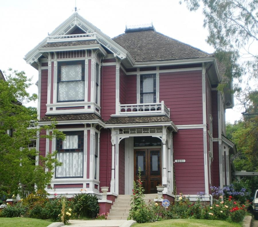 File:House at 1329 Carroll Ave., Los Angeles (Charmed House).