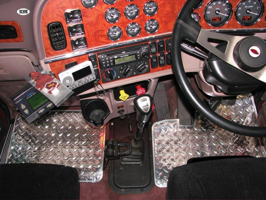 Peterbilt 379 Interior Parts And Accessories Raneys Html