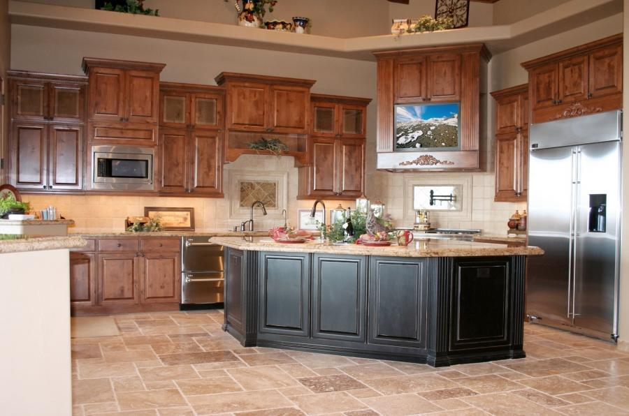 Custom Cabinets Manufactured by Oakcraft u2013 designed and...