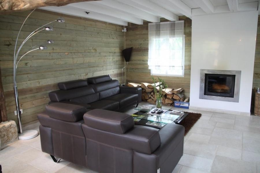 Decoration interieur moderne avec photo for Decoration interieur chalet moderne