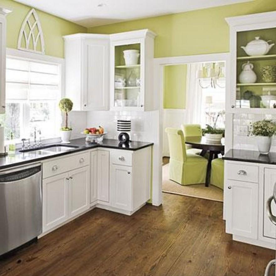 Inspirations kitchen interior coloring ideas for nice nuance