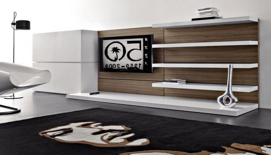 Wall tv cabinet design photos - Inspiration wall mounted tv cabinet ...