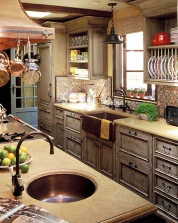 Mediterranean Kitchen Design Ideas Photos