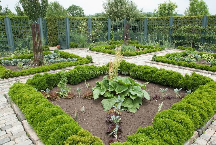 Photos of beautiful vegetable gardens for Beautiful vegetable garden designs