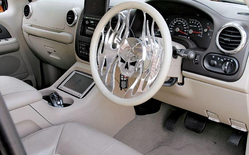 Interior Photos 2004 Ford Expedition