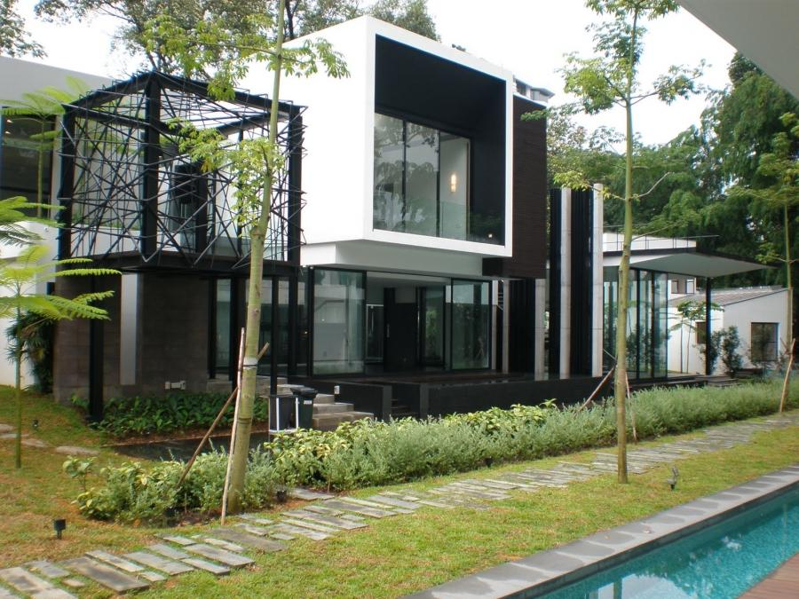The design of the house is one of the most visually iconic in my...