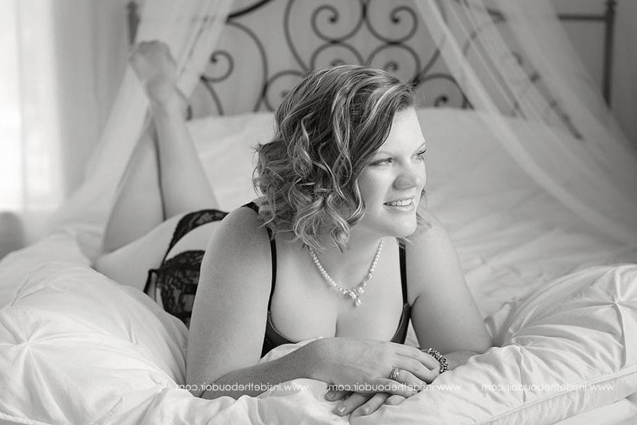 Amanda {Burlington Boudoir Photography}