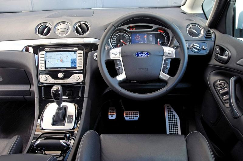 Ford S Max Interior Photos