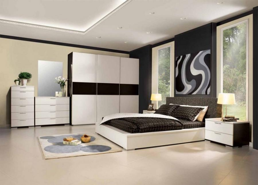 Inspiring Bedroom Decorating Ideas For Small Bedrooms With Neat...