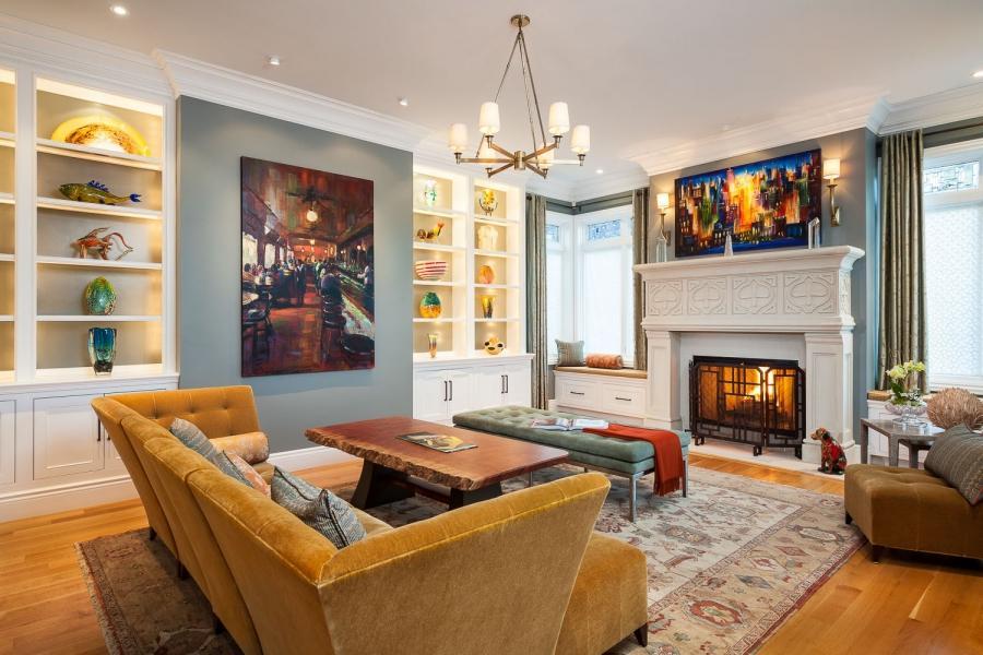 craftsman style living room photos Craftsman Style Dining Room Arts and Craftsman Style Living Room