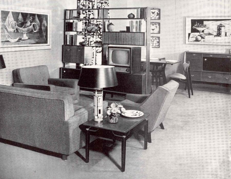 1930 Furniture Style Photos