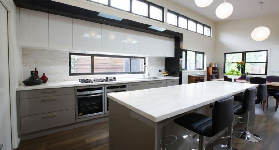 Contemporary Kitchen - Renovation Yarraville