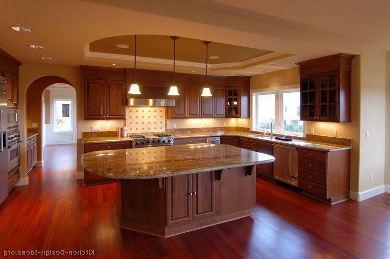 ... Luxury Kitchen Design ...