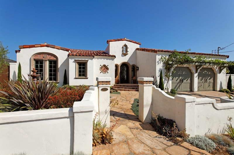 Spanish Style House Photo