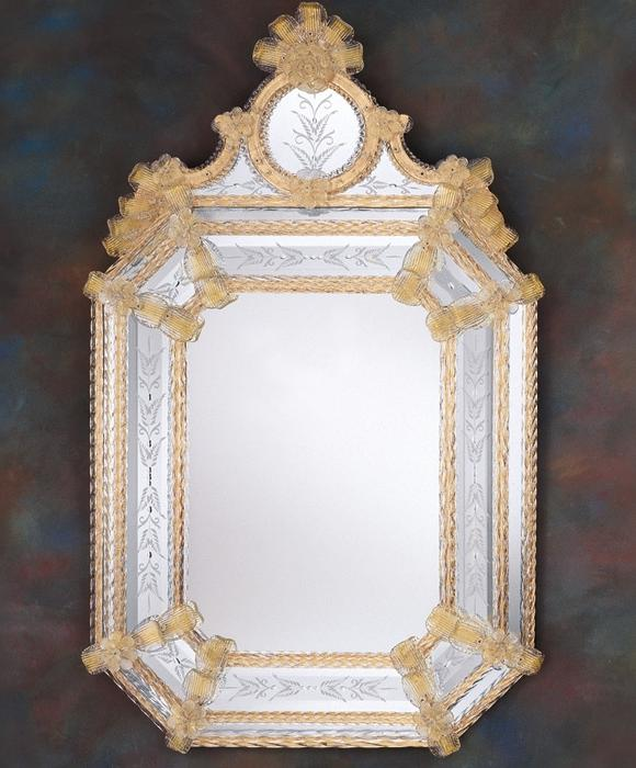 Venetian Glass Photo Frames