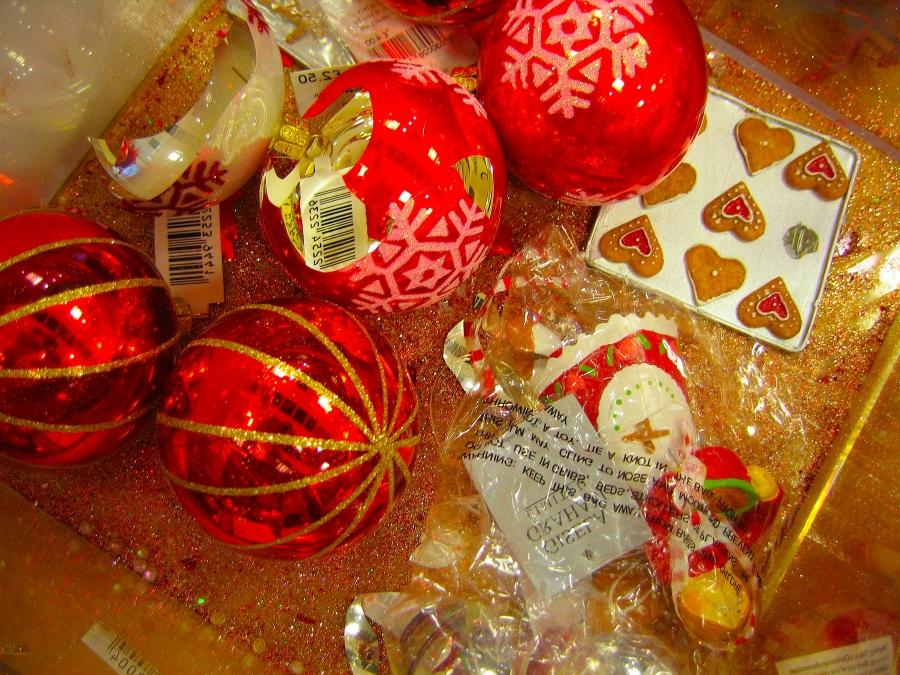 Christmas Ornaments Decorations Christmas ...
