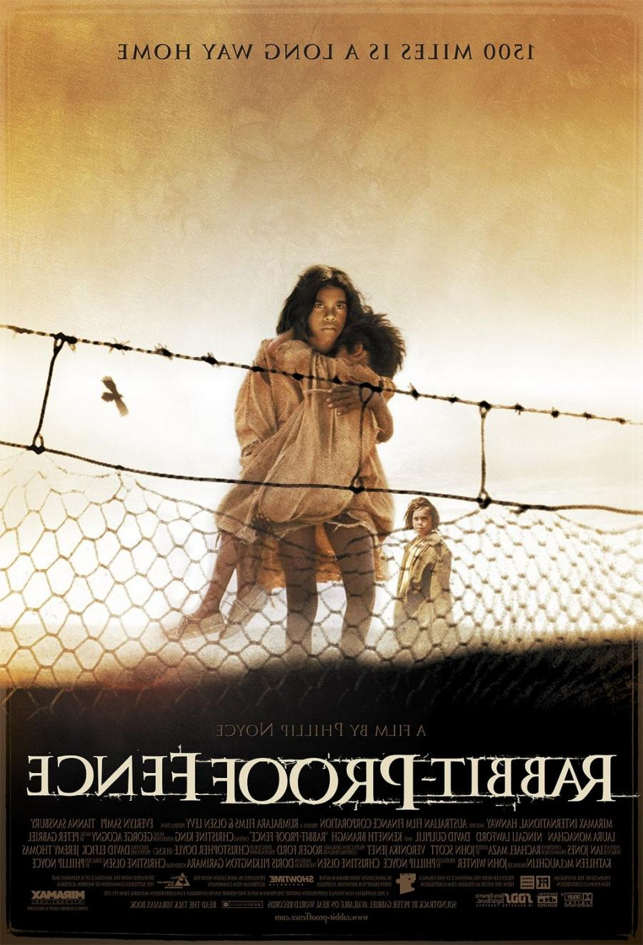 Rabbit Proof Fence Movie Photos
