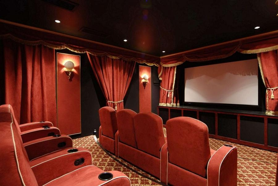 Media Room Ideas Beauty Media Room House Interior Decorating