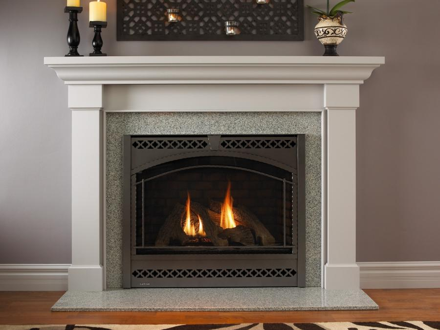 Fireplace Gas Photo