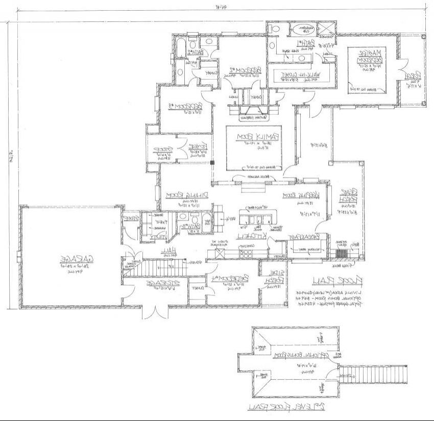 French House Plans With Photos
