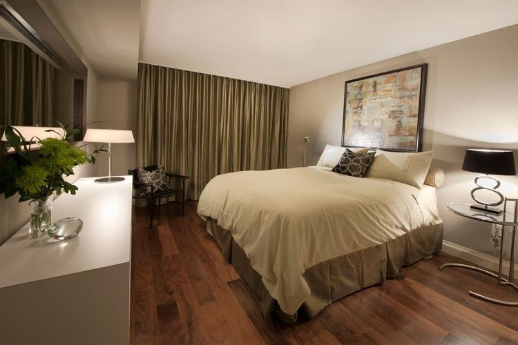 Condo interior designs photos for Interior design house oakville
