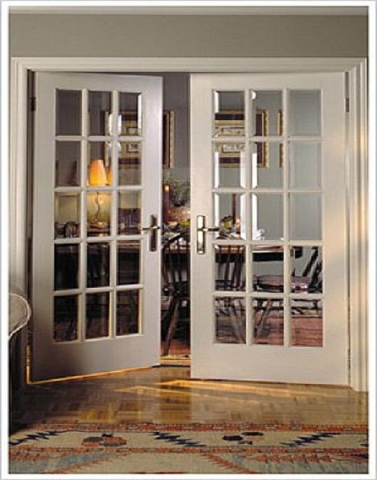 Photos of interior french doors for French door dimensions