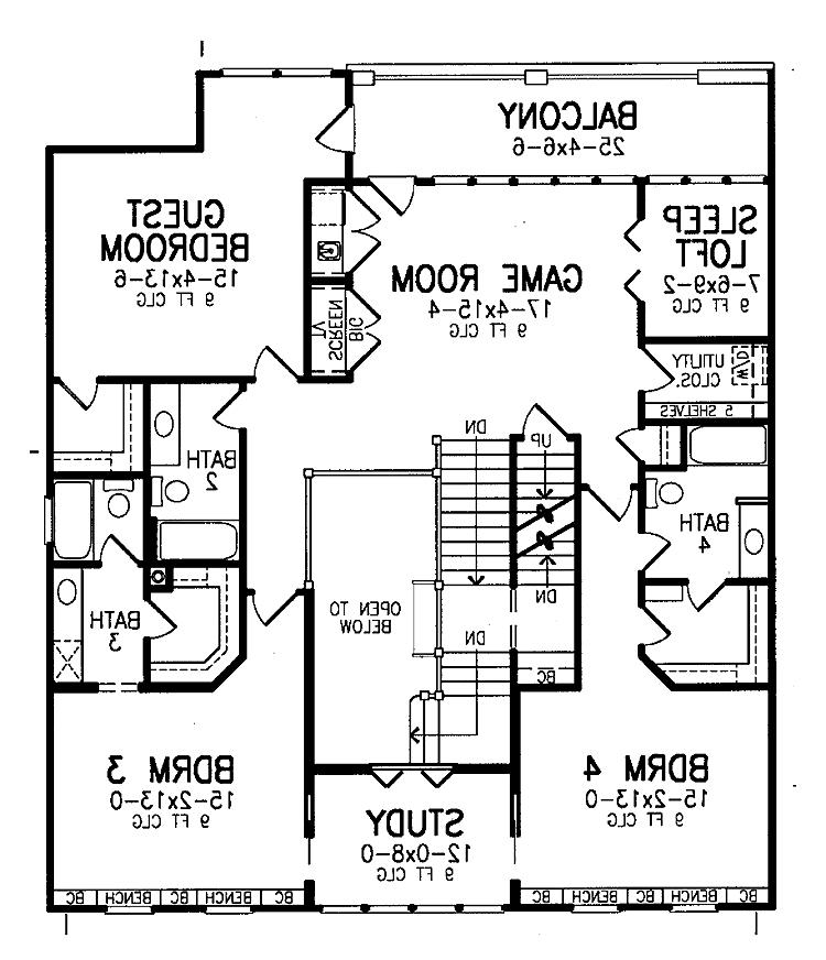 5000 square foot house plans photos for Floor plans for 5000 sq ft homes