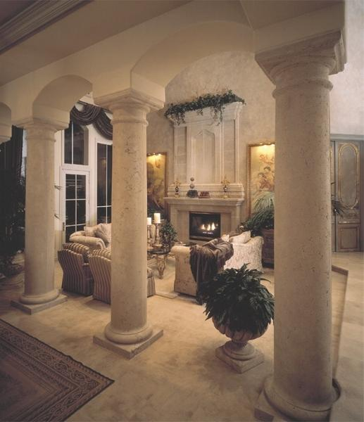 Hd Wallpapers Decorative Interior Columns And Pillars