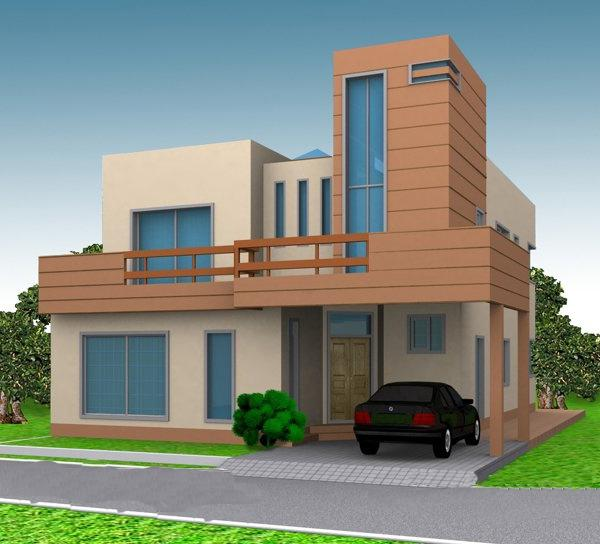 Front Elevation Apnaghar. Design: House Elevation Design ... source
