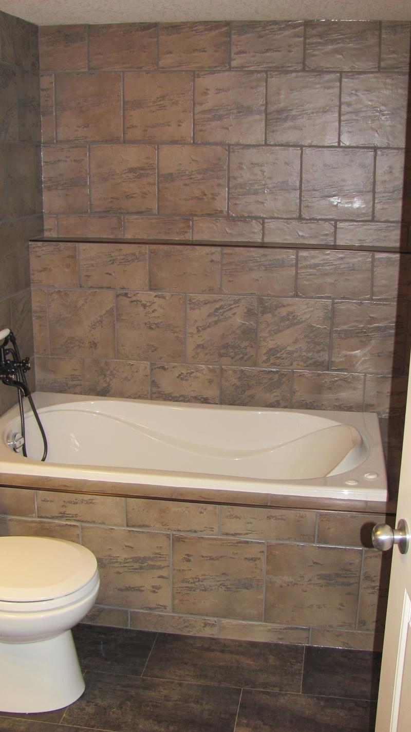 Tile Around Tub Photos