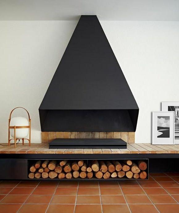 Willow Glen Spanish Style House Mediterranean Exterior San: Spanish Fireplace Photos