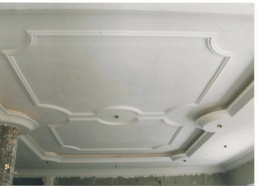 Pop pvc ceilings screeding and painting pictures source