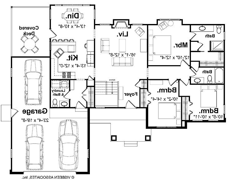 Plan Bungalow House Plans With Photos