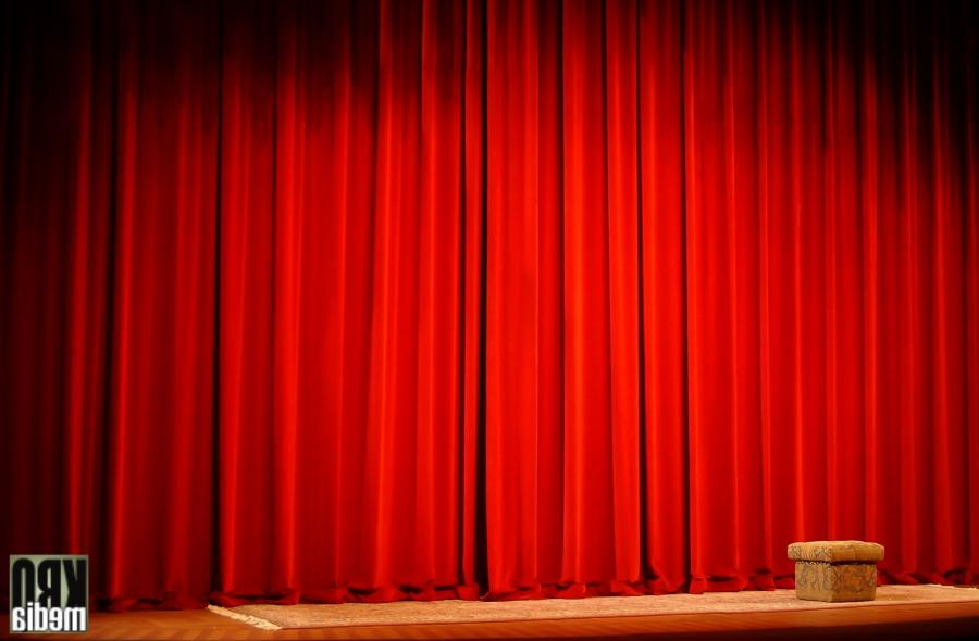Topics: Redcurtain Red Theater Curtain Stage Dance University