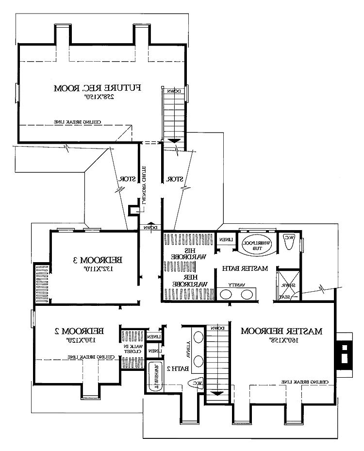 Cape cod floor plans and photos and for Cape cod floor plans