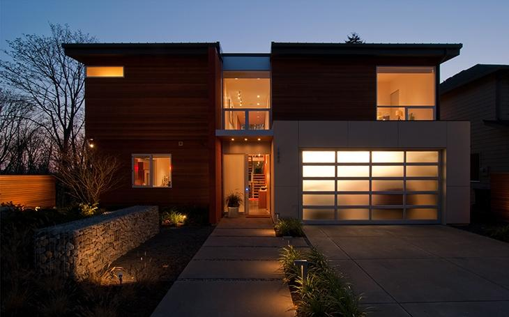Risley Mid-Century Modern Remodel, Des Moines, Washington