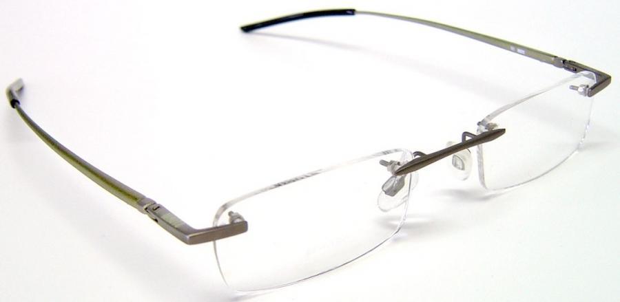Frameless Eyeglass Repair Parts : Glass photo frame frameless