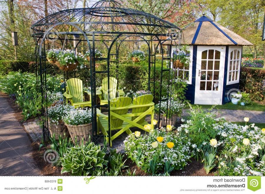 Pictures Nice Home Gardens : Nice house garden photos