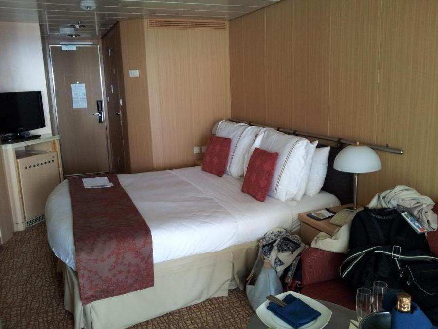 Celebrity Infinity Stateroom Photos