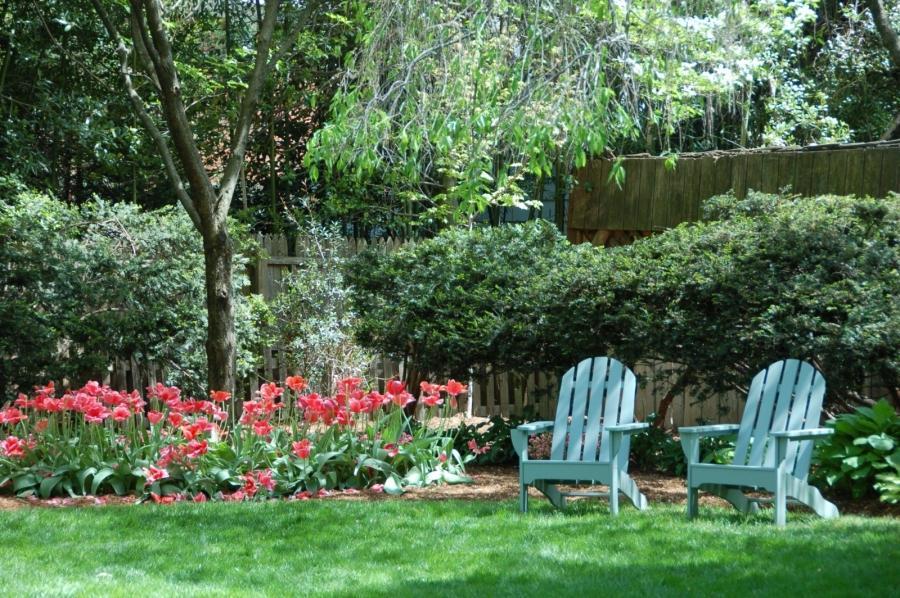 Historic Garden Photos