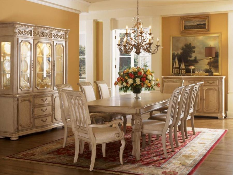 Dining room set photos for Comfortable dining room ideas