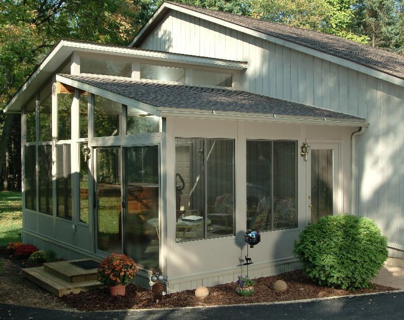 Enclosed porch plans best free home design idea for Portico plans free