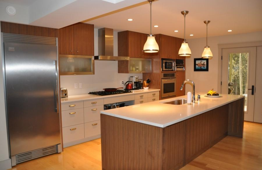 Kitchen : The New Modern Kitchen Design Latest Interior Design...