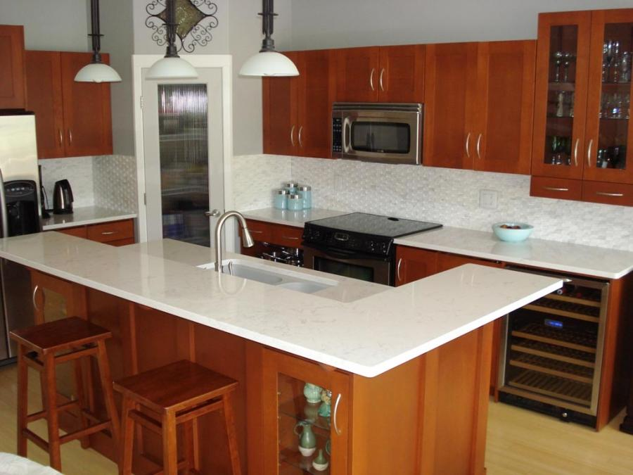 photos kitchens with silestone countertops