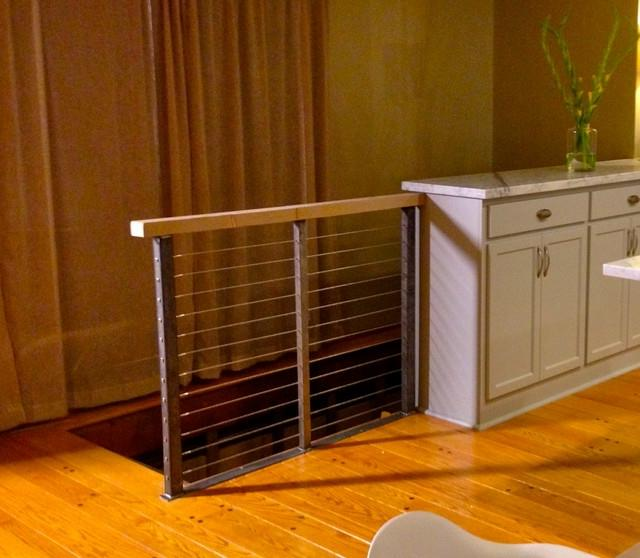 Kitchen railing photos for Küchen relingsystem
