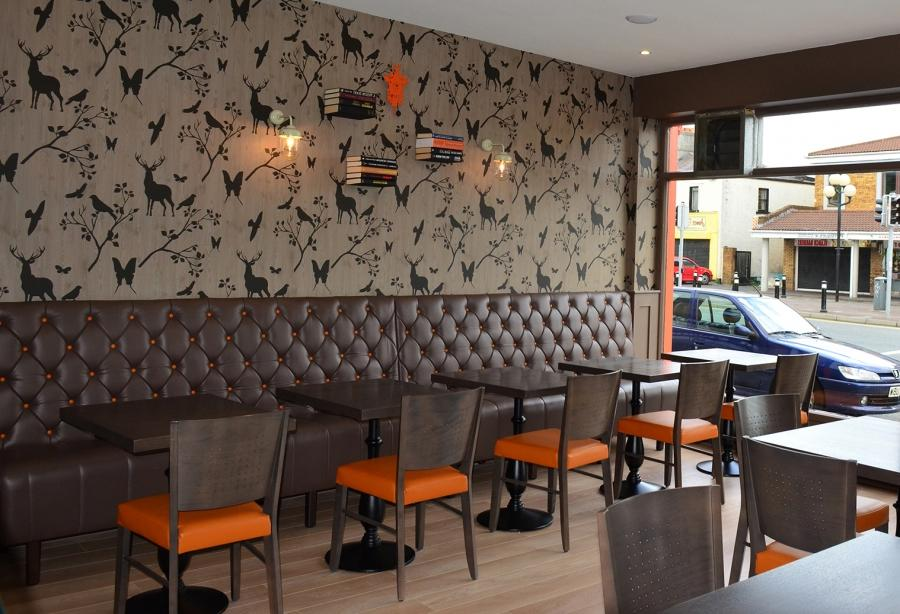 coffee shop interior design dublin ireland