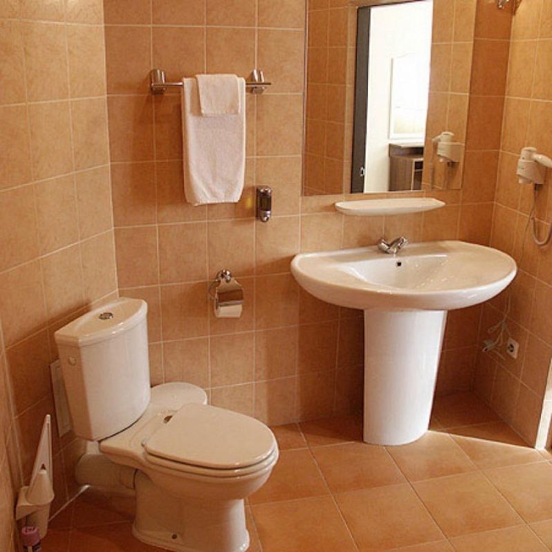 Simple Decoration For Bathroom : Bathrooms simple photos