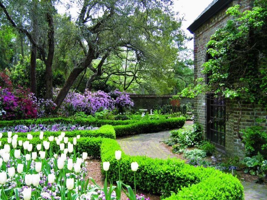 Small English Garden Photos