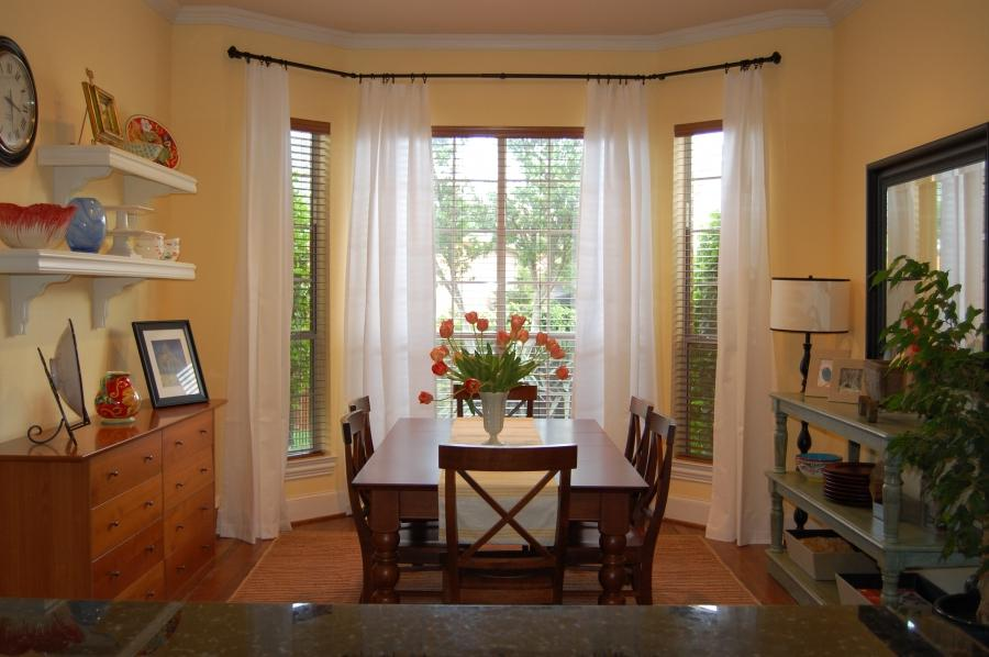 Curtains dining room ideas