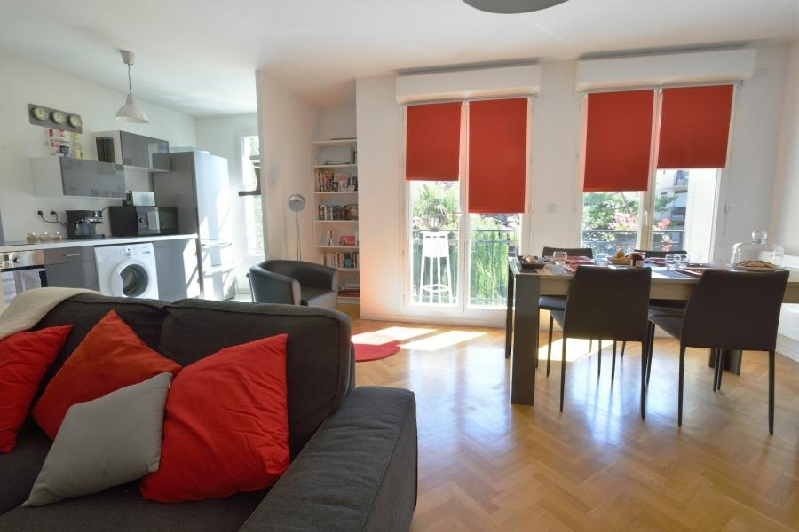 photos decoration salon salle a manger. Black Bedroom Furniture Sets. Home Design Ideas